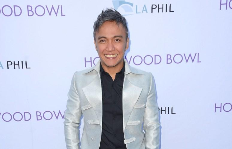 20 June 2015 - Hollywood, California - Arnel Pineda. Hollywood Bowl opening night featuring Journey held at The Hollywood Bowl