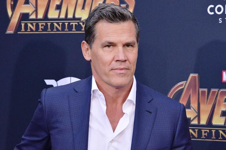 "Josh Brolin arrives at Marvel Studios' ""Avengers: Infinity War"" held on Hollywood Blvd in Hollywood, CA on Monday, April 22, 2018."