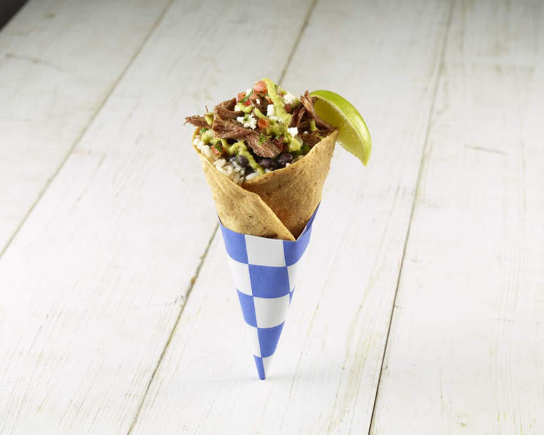 Ruth's Stuffed Fried Mexi-Cone by Ruth Hauntz (Photo credit: State Fair of Texas®)