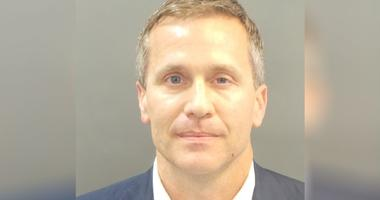 Governor Eric Greitens mug shot