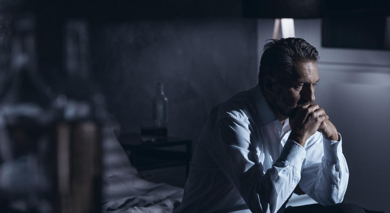 Men are suffering a different kind of midlife crisis