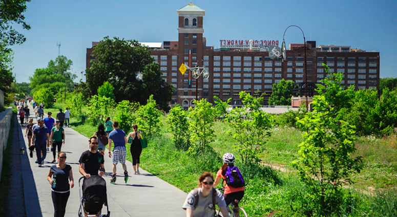 Greenline Loop could bring urban trails to the heart of Kansas City