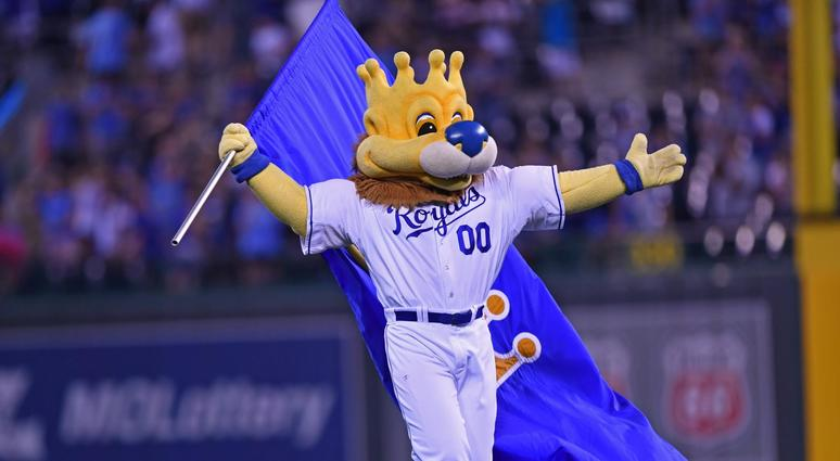 a5aeaf9ab2f Royals mascot Sluggerrr documents Mexico earthquake on Twitter ...