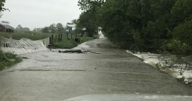Rain continues for KC Metro, raising fears of more floods