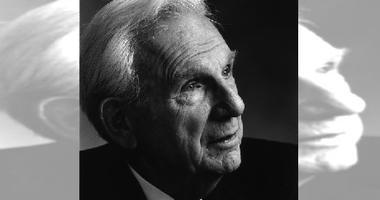 A portrait of Henry Bloch