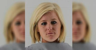 Lindsay Thomasson's mugshot