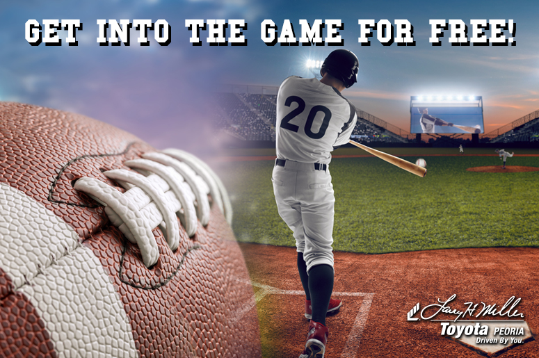 Get Into The Game for FREE!