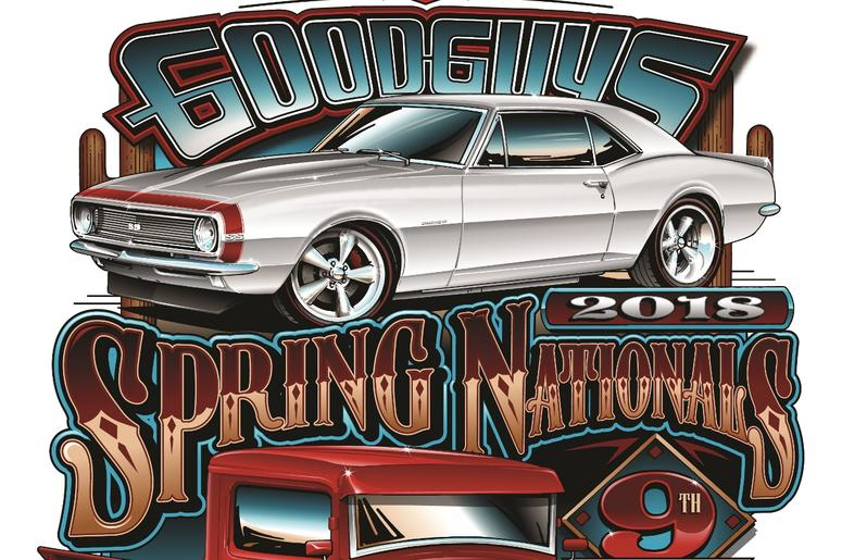 GoodGuys 9th Spring Nationals 2018