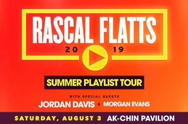 Rascal Flatts Phoenix