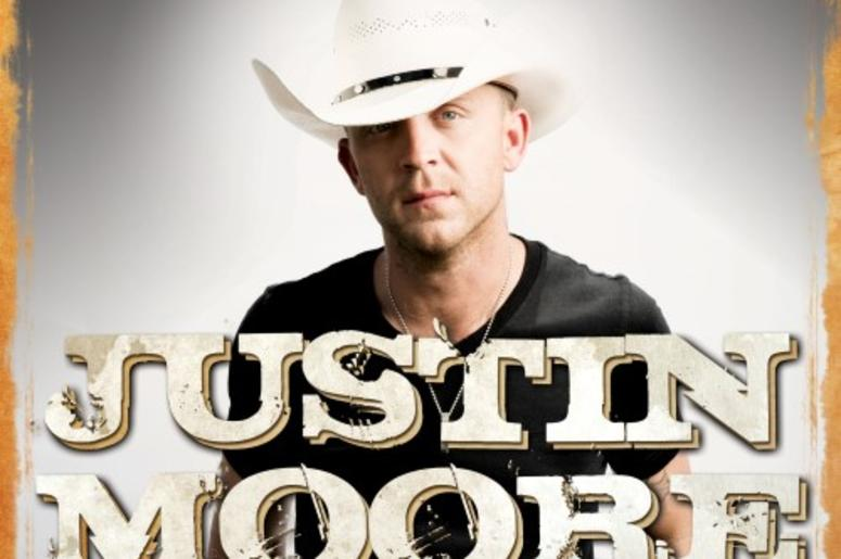 Justin Moore live in concert at the Mesa Ampitheatre!