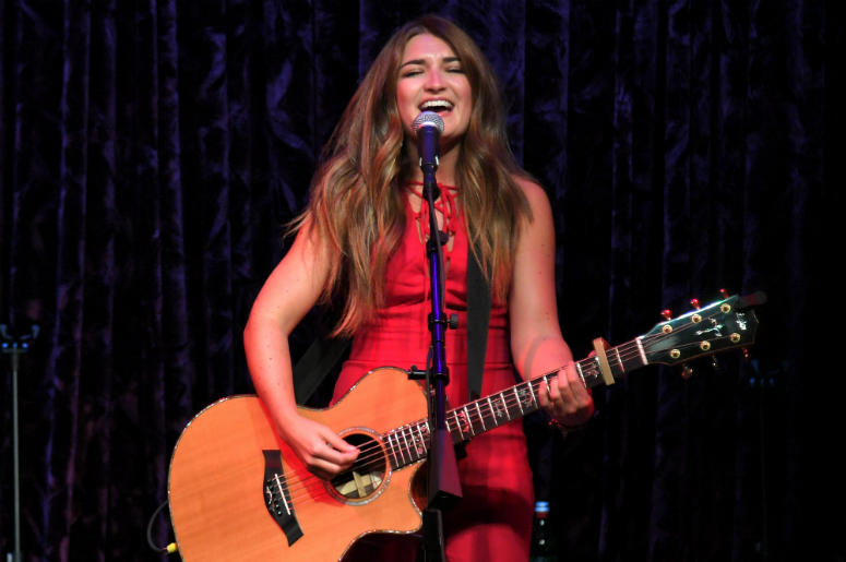 Tenille Townes performs at Billboard Live Featuring CMT Next Women Of Country at Analog at the Hutton Hotel on June 4, 2018 in Nashville, Tennessee.
