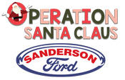 Operation Santa Claus - Sanderson Ford