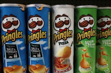 Pringles mystery flavor