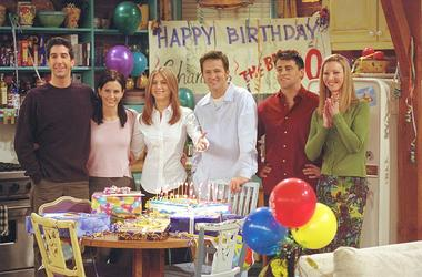 Friends in theaters, Friends is coming to theaters, Friends 25th anniversary, Friends reunion