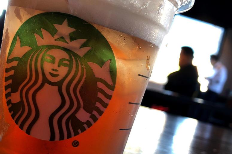 Starbucks, Maleficent-Inspired Frappuccino