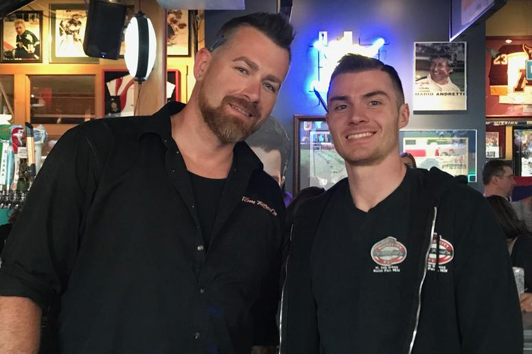 Tom Reids Hockey Bar