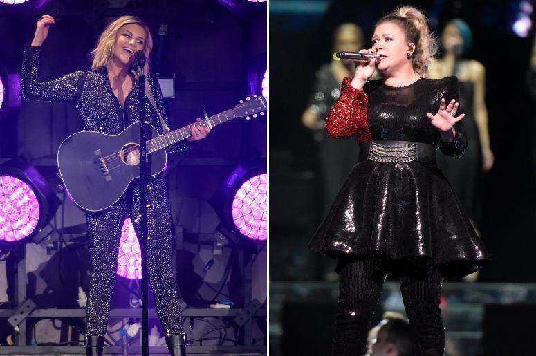Kelsea Ballerini x Kelly Clarkson