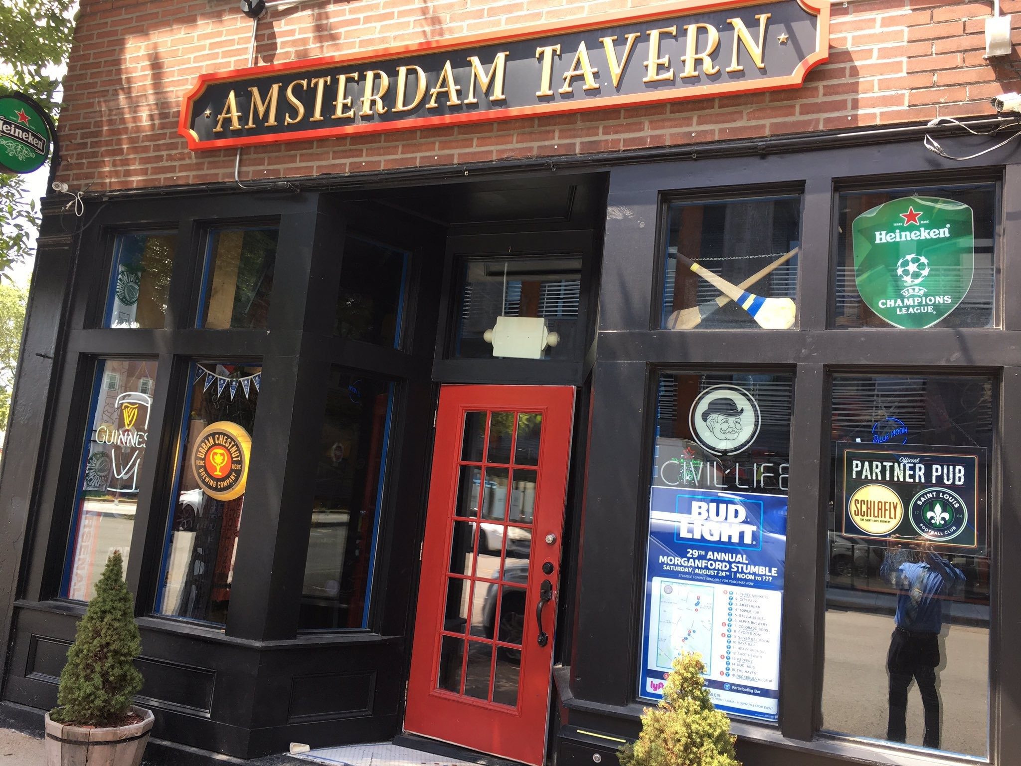 Amsterdam Tavern is excited for Major League Soccer in St. Louis