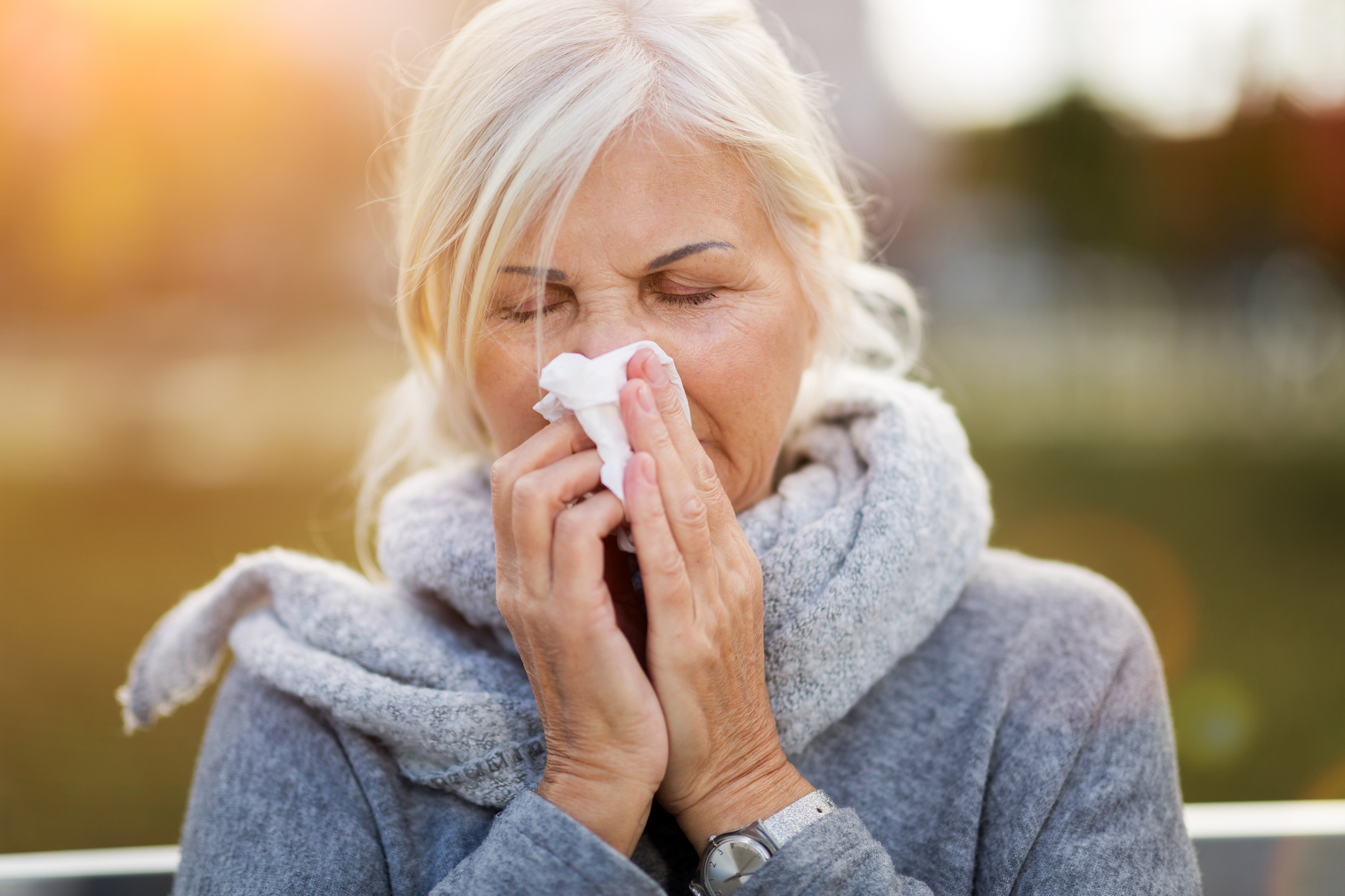 Influenza numbers start to come in nationwide