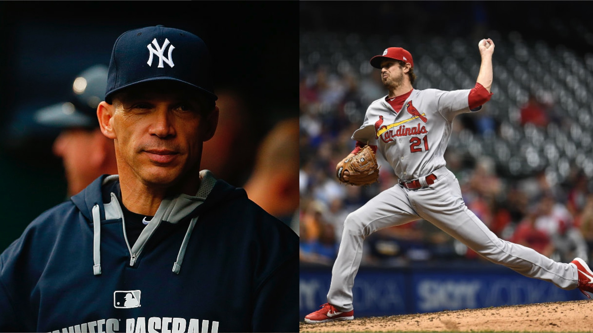 Joe Girardi calls Andrew Miller one of his 'all-time favorite guys to