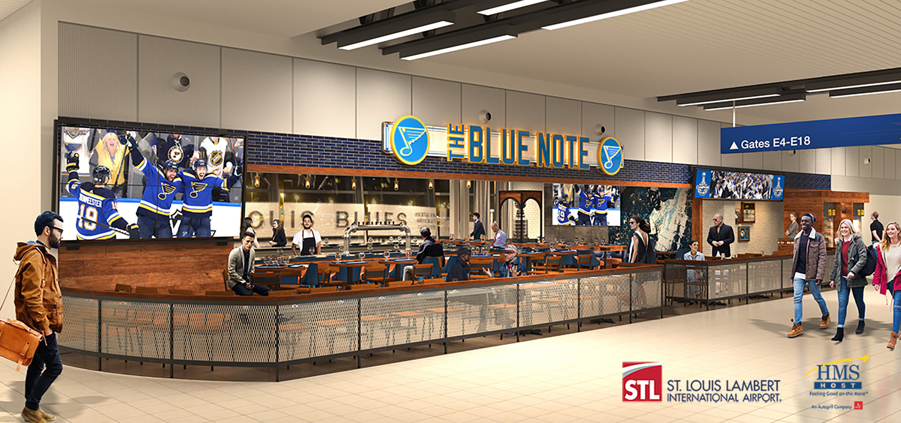 Blues-themed restaurant proposed for Lambert Airport | KMOX-AM