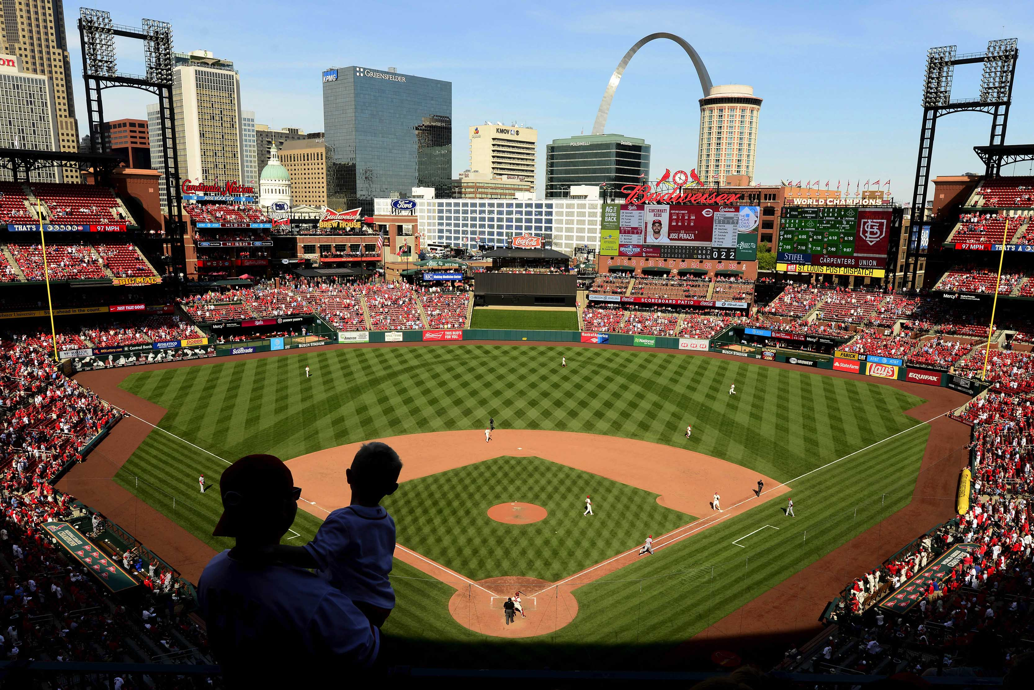 Overall Attendance Down In MLB, Cardinals Still Rank As Top