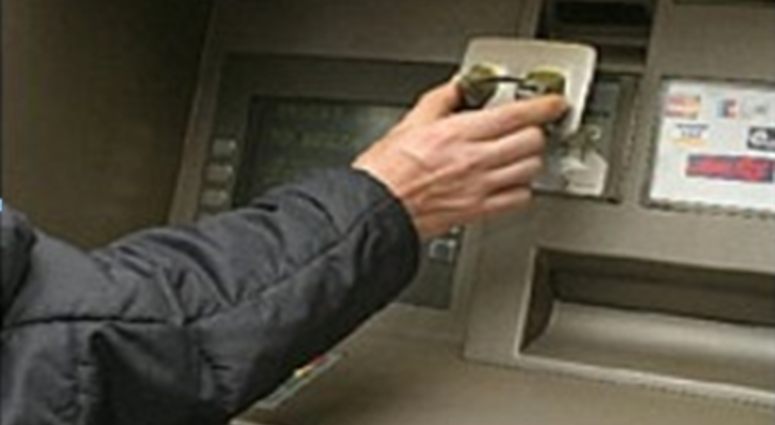 Identity thieves going after ATM's and gas pumps again