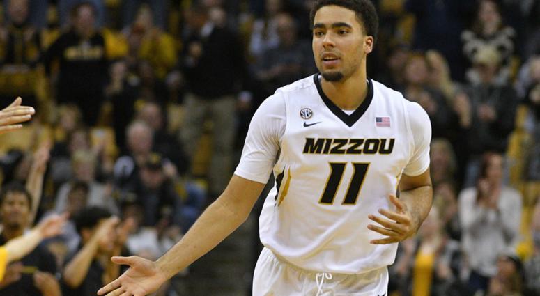 Missouri Tigers forward Jontay Porter