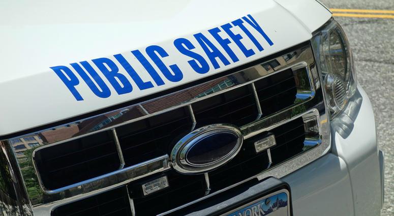 public safety vehicle