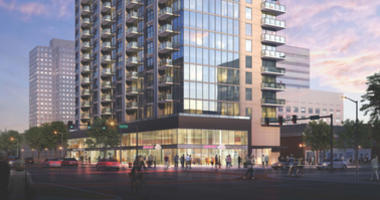 Proposed Shaw Park tower