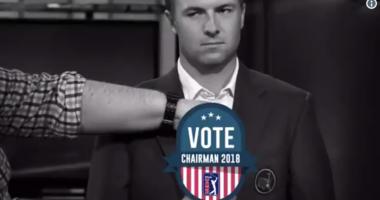 Attack ad against PGA's Jordan Spieth