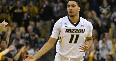 Missouri Tigers forward Jontay Porter