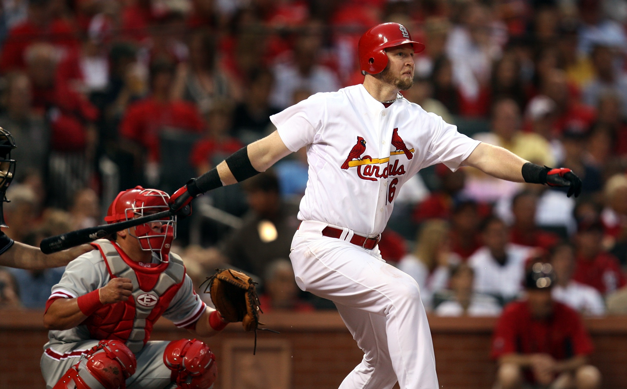 Tony La Russa Asks Cardinals Nation to Keep Chris Duncan in