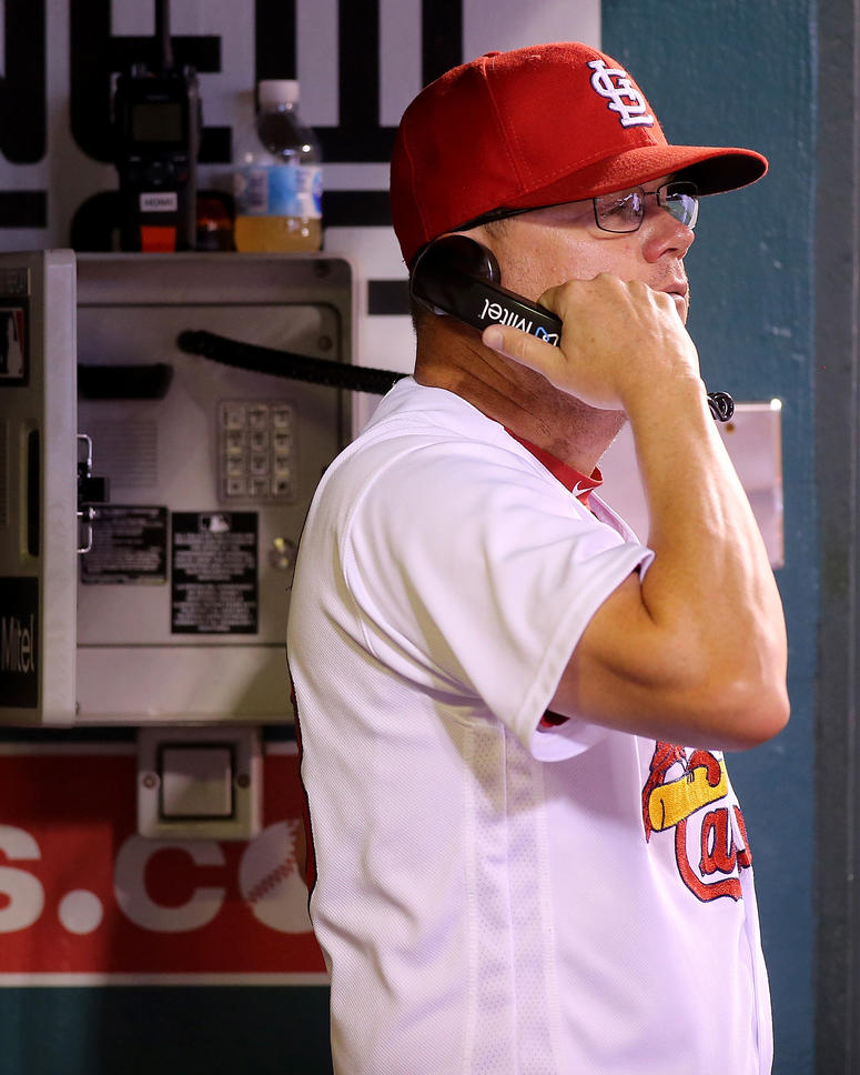 Cardinals Possible Options For Matheny's Permanent