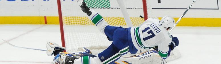 Vancouver Canucks down St. Louis Blues in shootout