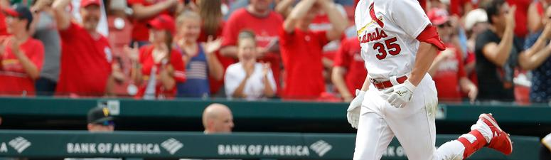 Lane Thomas has grand afternoon as Cardinals beat Pirates 11-9 to complete the sweep