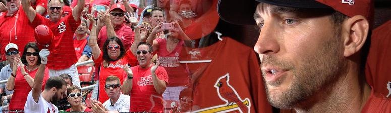 Waino nominated for Roberto Clemente Award as baseball's best man