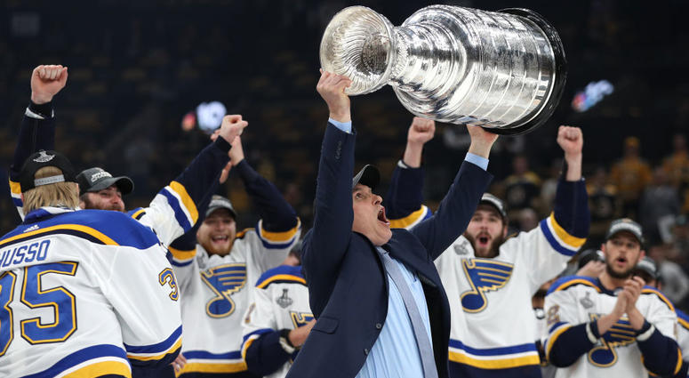 St  Louis Blues not favorites to win 2020 Stanley Cup | KMOX-AM