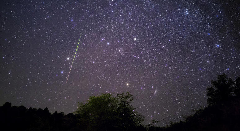 2 meteor showers to cross sky July 29, 30 | KMOX-AM