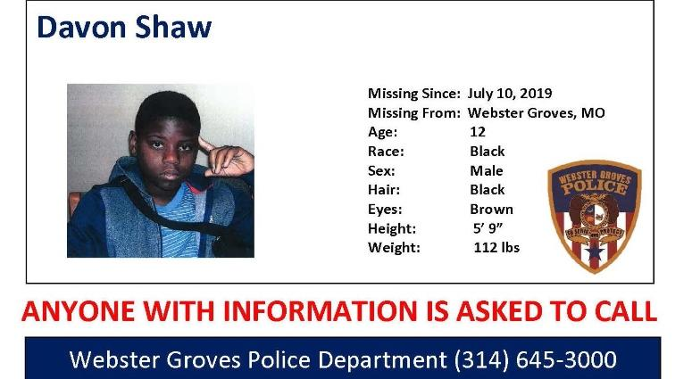 MISSING BOYS: Webster Groves police searching for 4 runaway kids
