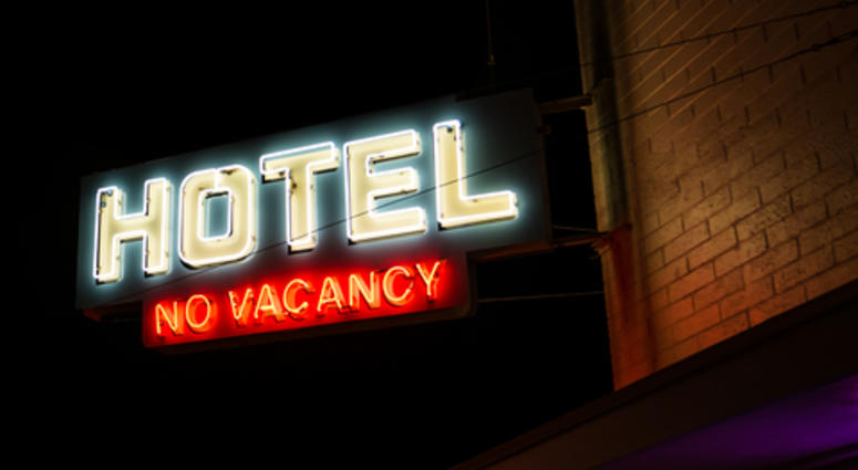Hotel vacancy