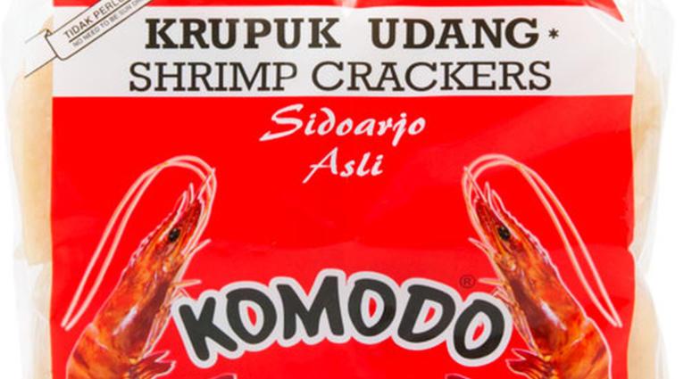 krupuk udang komodo shrimp chips comfort food family favorite