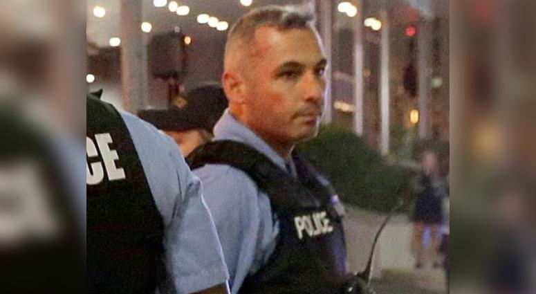 St. Louis Police Officer William Olsten