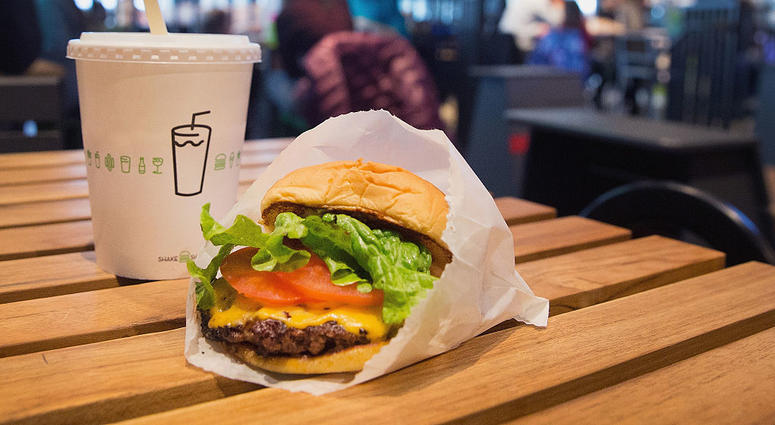 Shake Shack opening second St  Louis location in Ladue | KMOX-AM