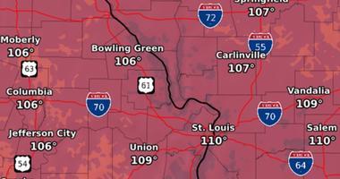 July 16 weather heat watch