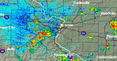 St. Louis weather Aug. 6, 2019