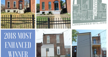 2018 Most Enhanced Awards/Photo courtesy of Landmarks Association of St. Louis
