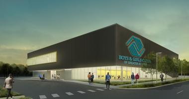 Boys & Girls Clubs of Greater St. Louis Teen Center of Excellence in Ferguson, MO