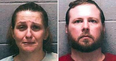 Michael L. Roberts and Georgena L. Roberts pleaded guilty to murder in the starvation death of their 6-year-old son