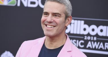 May 20, 2018 file photo, Andy Cohen arrives at the Billboard Music Awards at the MGM Grand Garden Arena in Las Vegas.